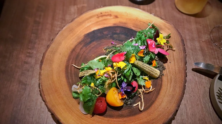 Mume Salad, Mume T.Tseng Flickr