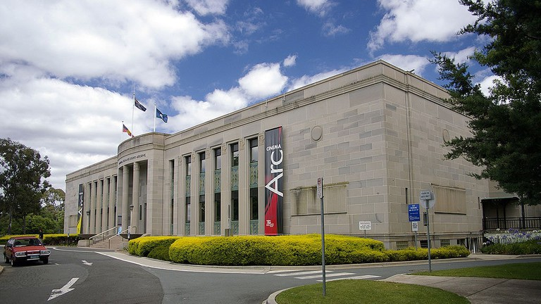 National Film and Sound Archive © Bidgee / Wikimedia Commons