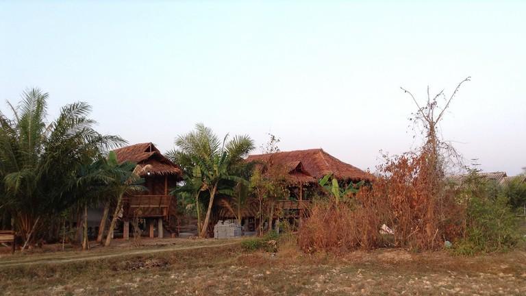 Homes on Koh Klang, Krabi