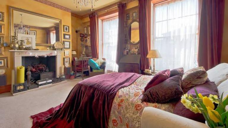 comfy-artists-home