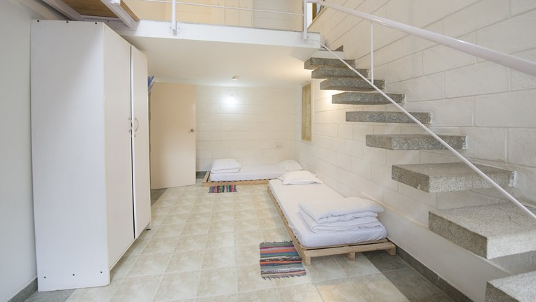 Male dorm, Cuckoo Hostel