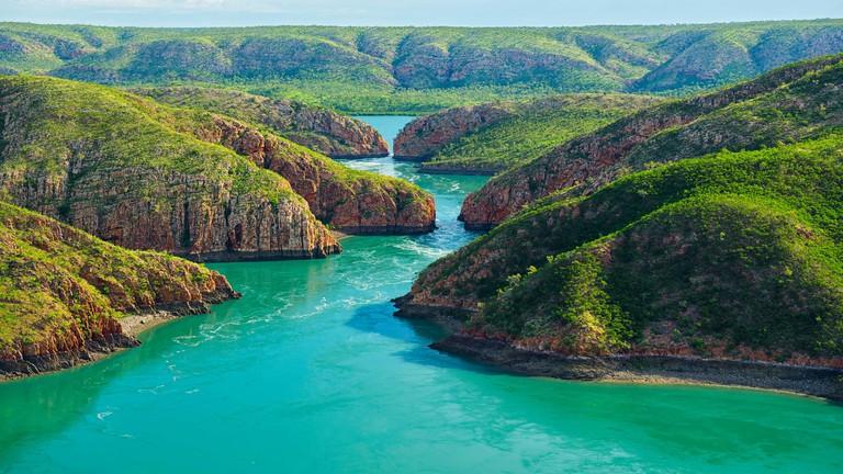 Horizontal Falls, Kimberley, Australia
