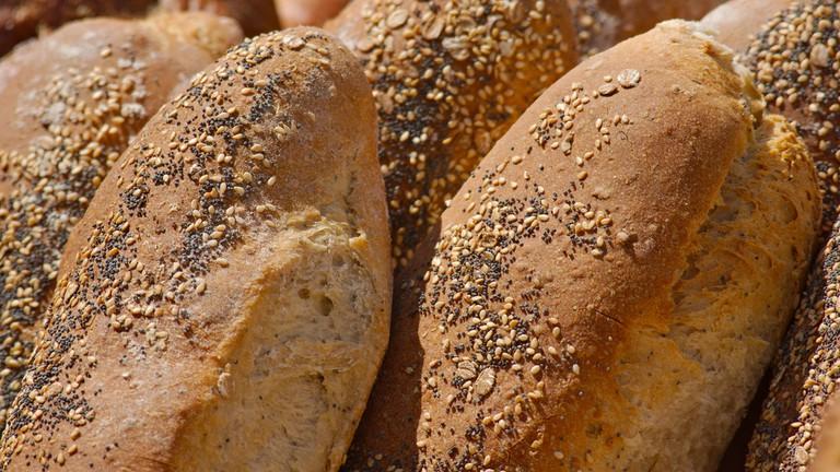 Freshly baked bread © Frédéric Bisson / Flickr