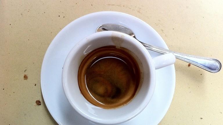 Italian espresso coffee © paz.ca / Flickr