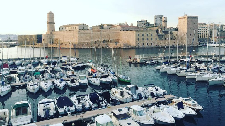 The view from the tables at Restaurant Rowing Club |© A Ledsom