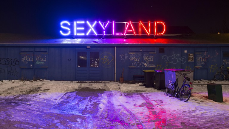Sexyland - Marc Faasse