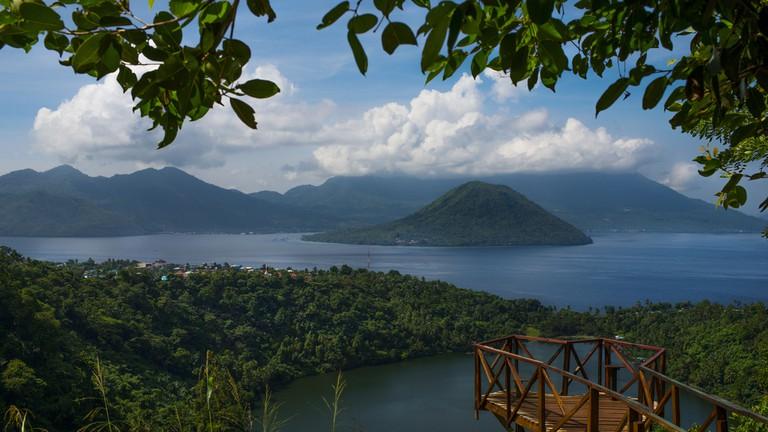 Laguna Lake, Ngade, Ternate North Mollucas