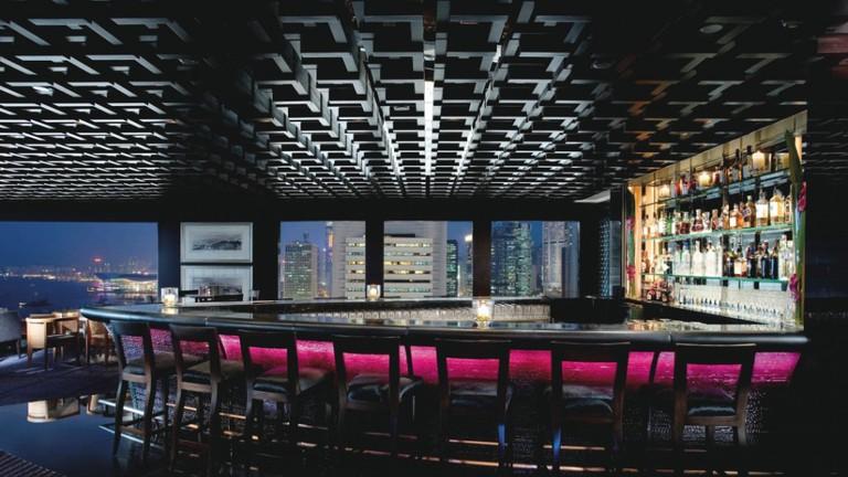 M bar, Hong Kong