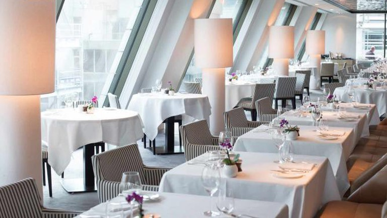 Michelin-star restaurantAngler is the place to go for seafood in the City