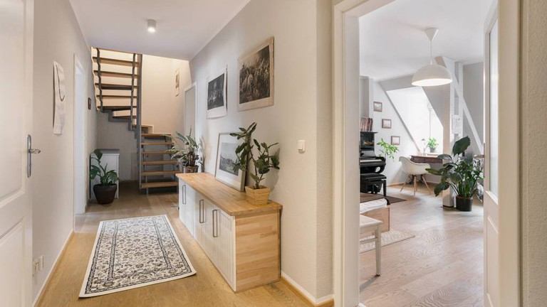 Beautiful apartment in central Dresden