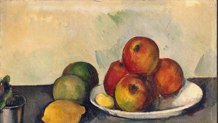 Cézanne's Still Life |© pixelsniper / Flickr