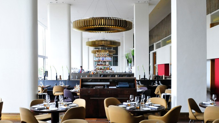 Skylon Restaurant and Bar at The Royal Festival Hall, Southbank, London