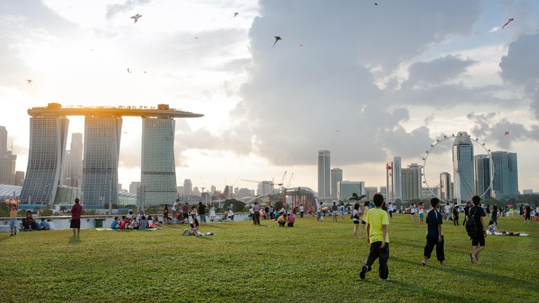 Marina, Singapore