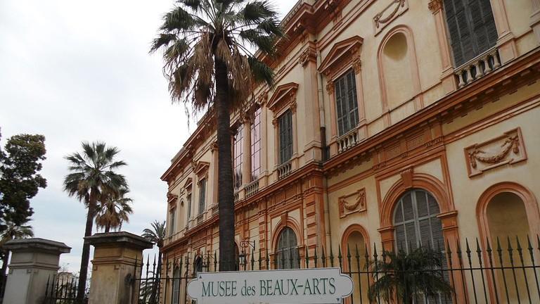 Musée des Beaux-Arts de Nice |© Muesse / WikiCommons