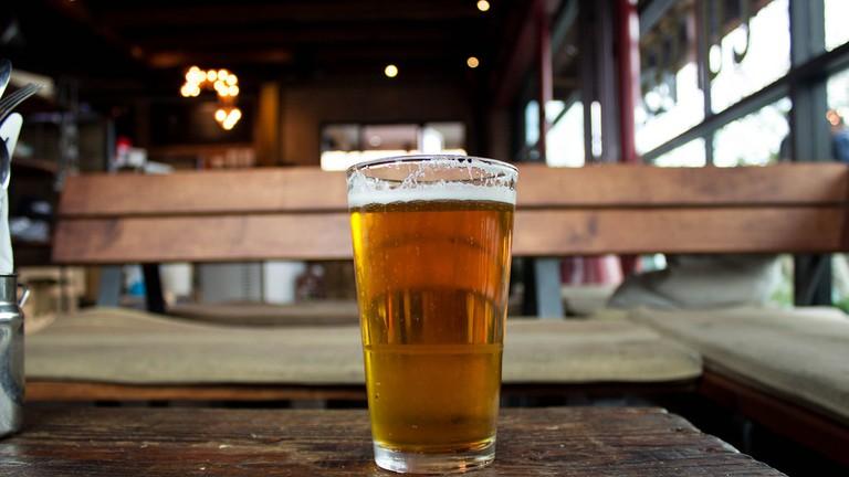 Pint of beer © Scottb211 / Flickr