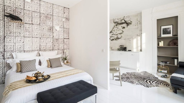 Refined style in this beautiful flat