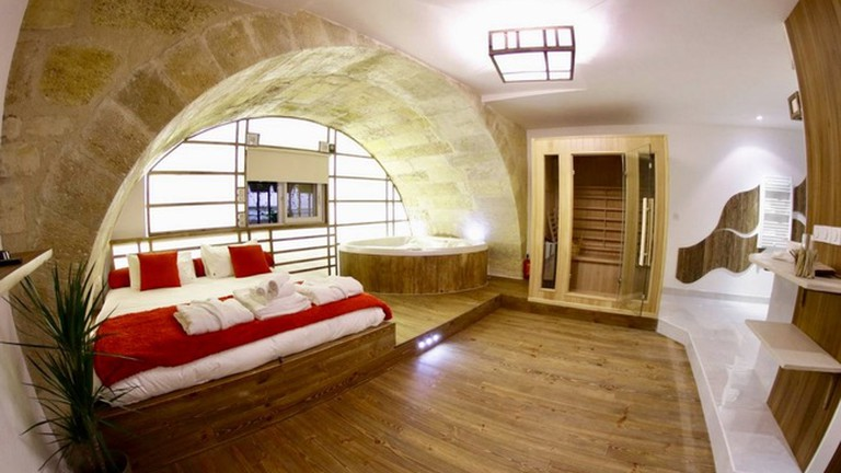 The room ideal for romance