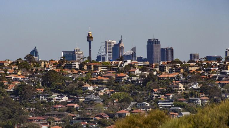 Sydney cityscape © Steven Penton / Flickr