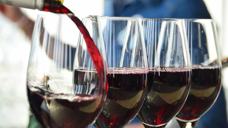 Wine glasses © Maria Eklind / Flickr
