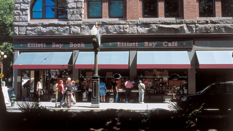 Independent bookstores don't come much better than The Elliott Bay Book Company