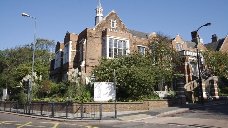 Camden Arts Centre in Finchley