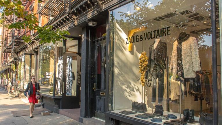 Zadig & Voltaire on Bleecker Street