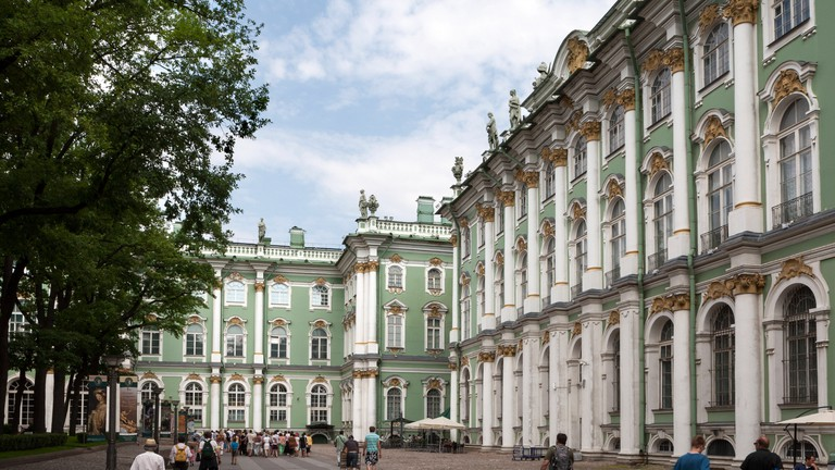 The Hermitage State Museum St Petersburg