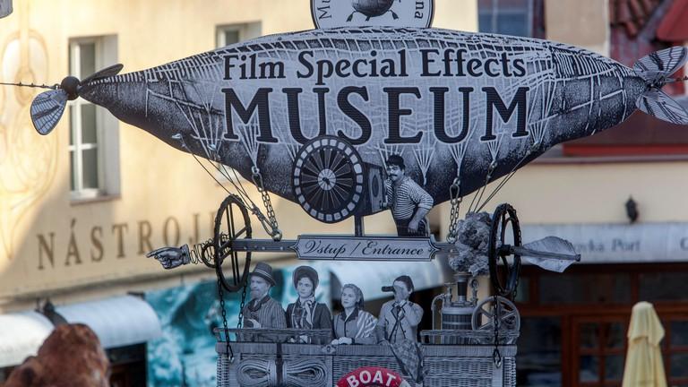 Museum of Karel Zeman, Prague.