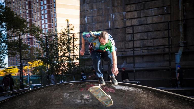 LES Skatepark, New York