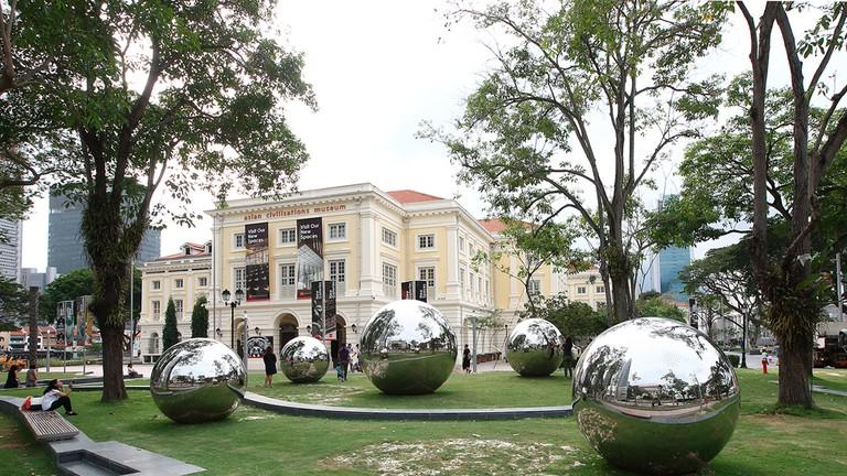Public Art Trust Baet Yeok Kuan 24 Hours in Singapore