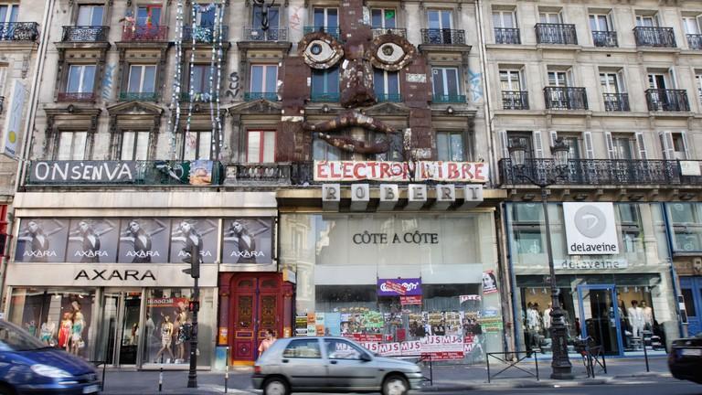 Chez Robert Rivoli Street 59 in Paris
