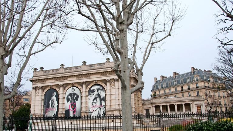 The Palais Galliera Musee de la Mode de la Ville de Paris shows the history of fashion and costume  France designer couturier