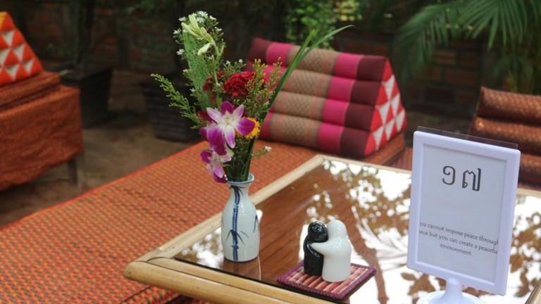 Peace Café Angkor