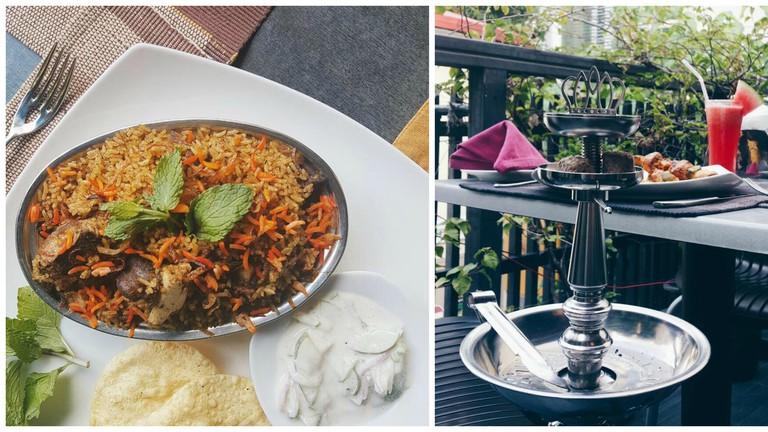 Aïoli Restaurant, Malé