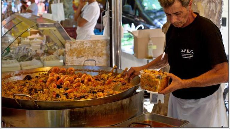 Saint-Tropez Seafood