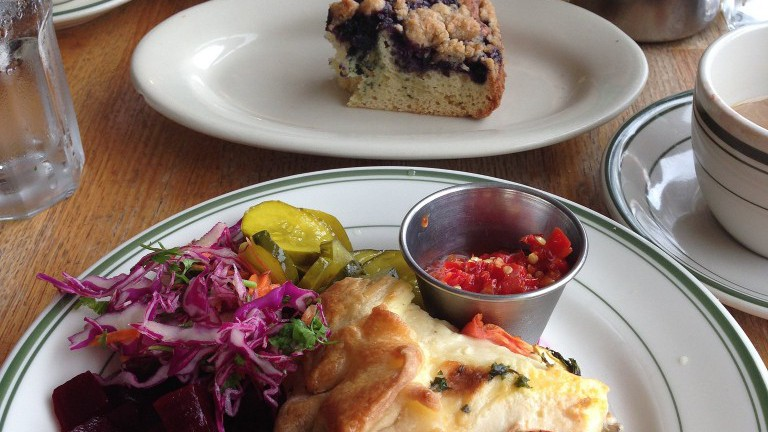 Brunch at Penny Cluse