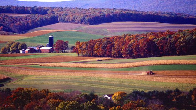 Farming in Pennsylvania