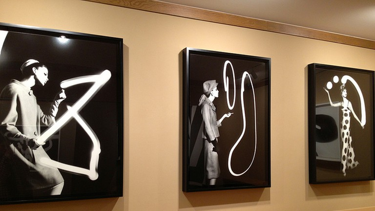 William Klein at Howard Greenberg Gallery