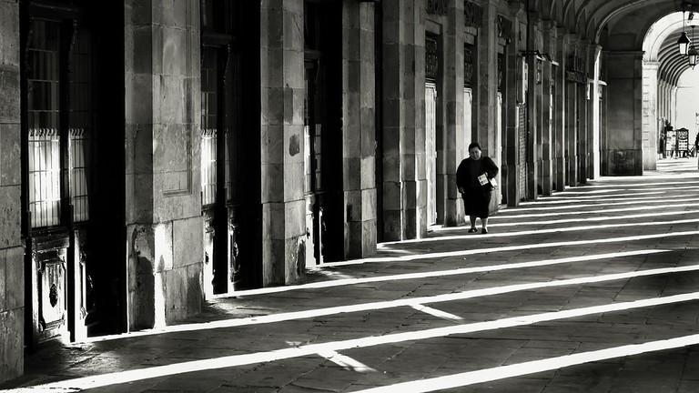 Restuarant Set Portes, Barcelona