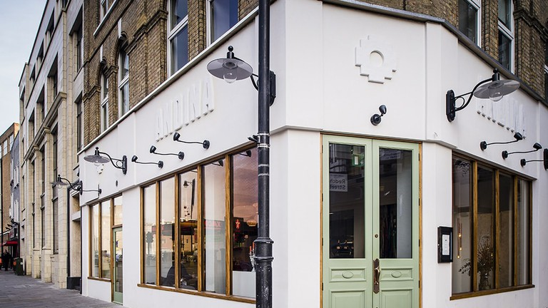Andina, Shoreditch, London