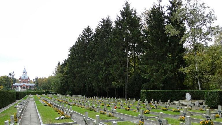 Central Cemetery, Szczecin