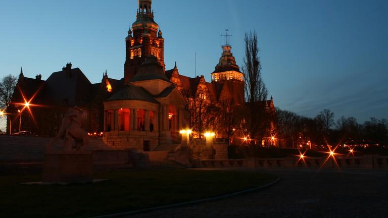 Waly Chrobrego, Szczecin