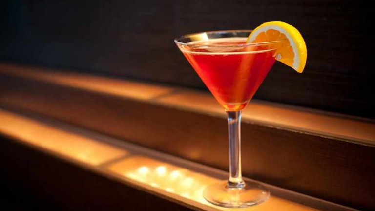 A delicious cocktail
