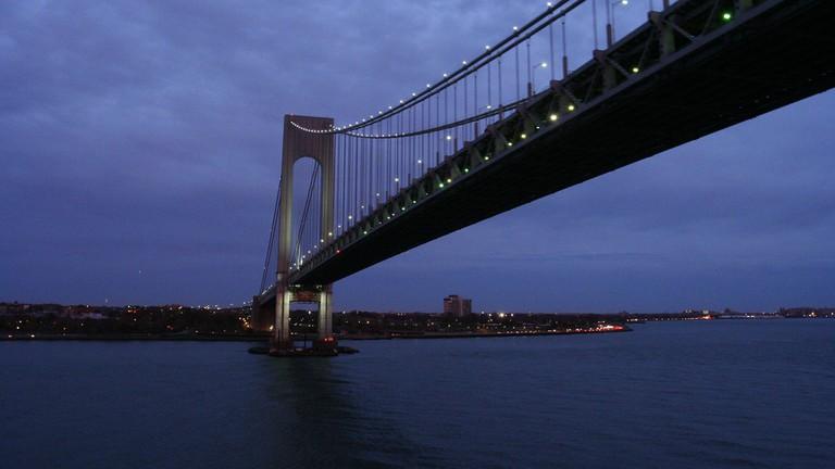 Verrazano Bridge, Brooklyn