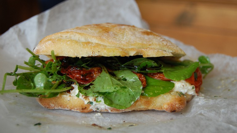 Takeaway Sandwich