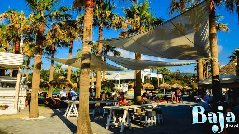 Baja Beach Club - Rethymno, Rethymno