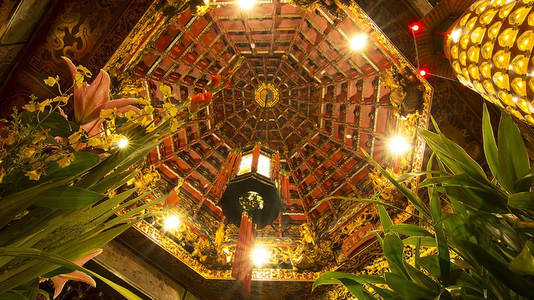 Qingshan Temple | © Cook0327/WikiCommons