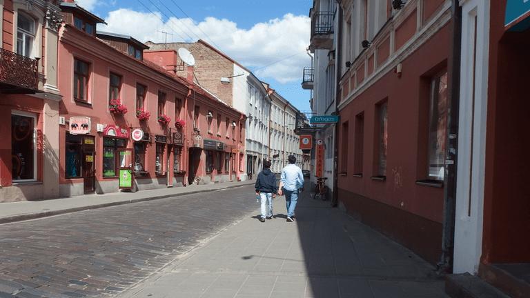 Marsas, Vilnius
