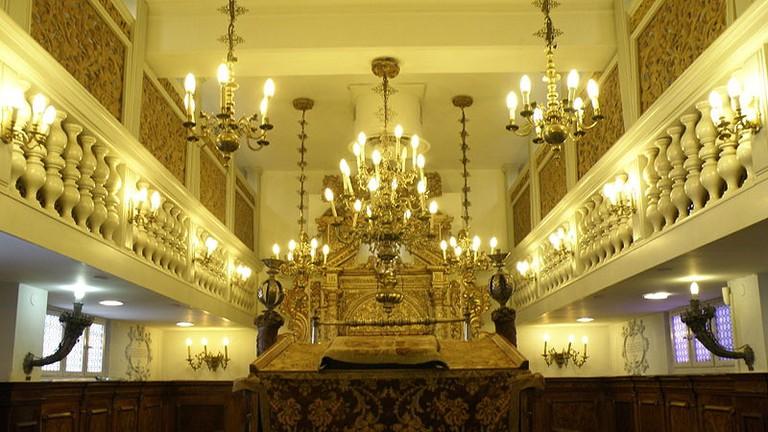 Musem of Italian Jewish Art