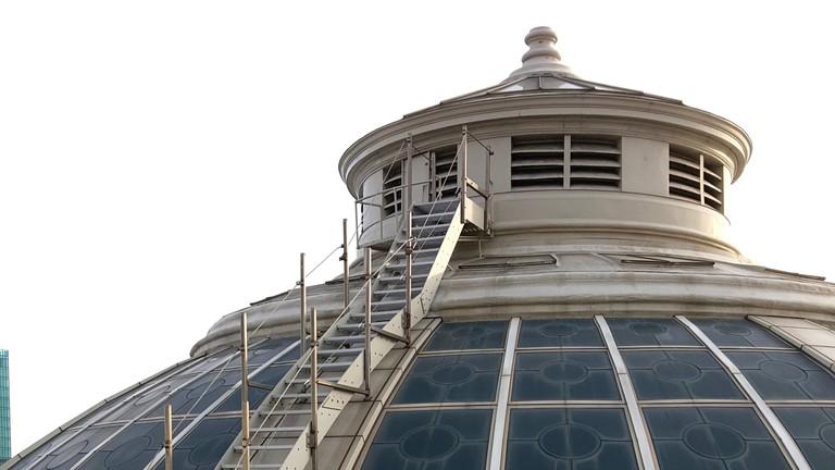 Rotonda Westfield Sky Terrace